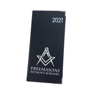 Masonic Pocket Diary for 2021